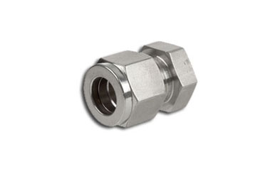 Inconel 625 Double Ferrule Fittings