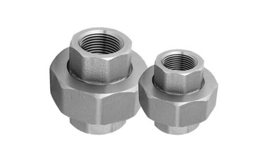 Alloy 20 Threaded Union